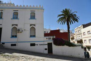 El-Muniria Hotel and The Tangerinn, Tangier, Morocco
