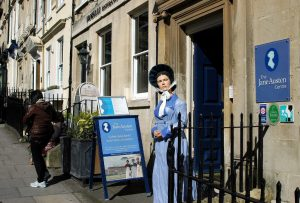 Jane Austen Centre, Bath, UK