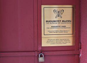 Museum of Innocence, Istanbul, Turkey