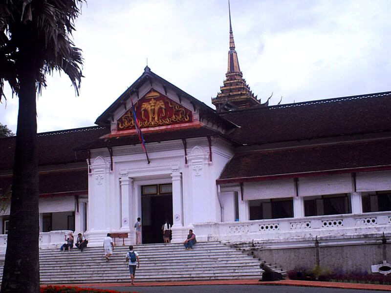 Royal Palace, Luang Prabang