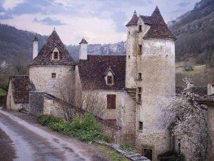 Medieval mansion - Europe